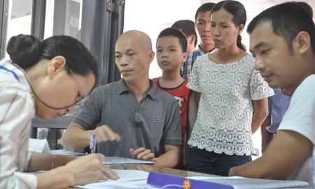 Sở GD-ĐT Hà Nội, tuyển sinh đầu cấp, tuyển sinh lớp 6 tại Hà Nội, THCS Cầu Giấy