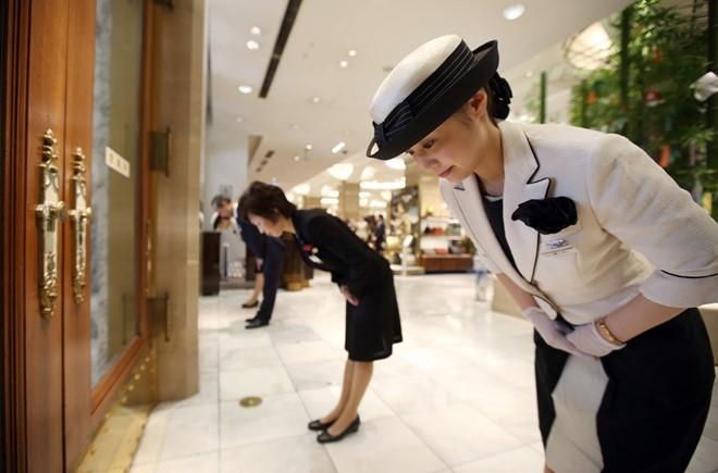 người Nhật, lịch sự, văn hóa Nhật,