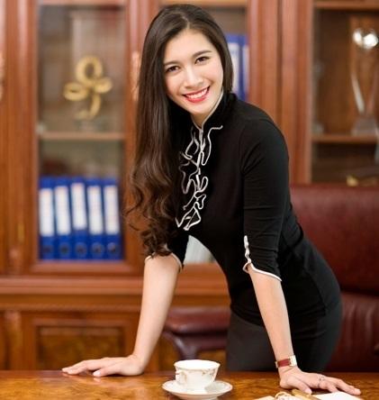 'ái nữ', ngàn tỷ, Trần Quý Thanh, Chủ tịch, Tập đoàn Tân Hiệp Phát , Trần Uyên Phương, doanh nhân, Ái Mỹ