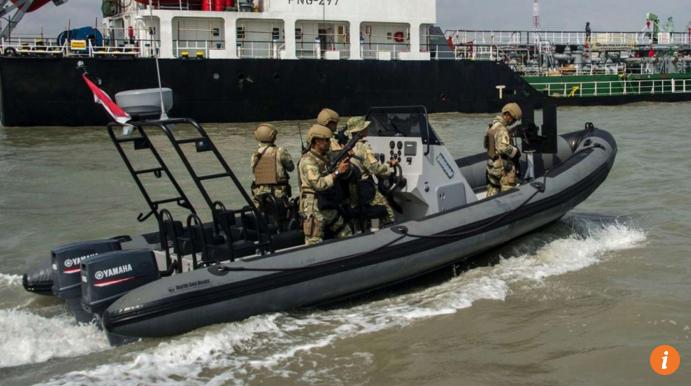 Indonesia bắn trúng tàu cá TQ gần biển Đông