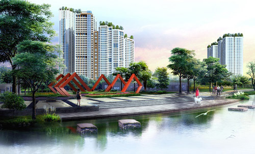 Mon City mang đến môi trường hoàn hảo cho tương lai
