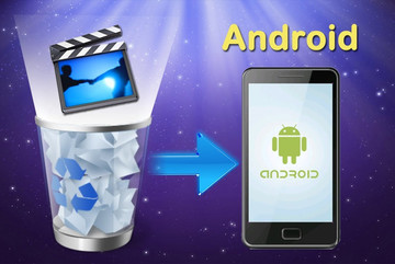 Mẹo khôi phục ảnh, video bị xóa trên máy Android
