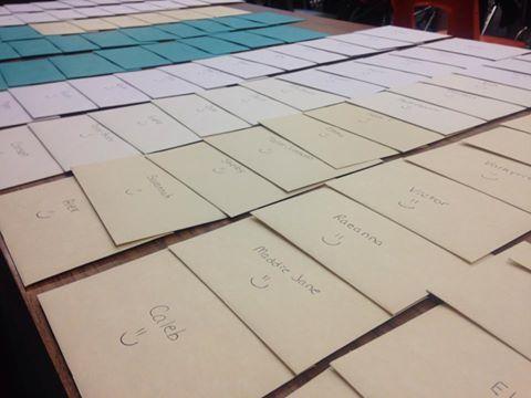 Lan truyền hơn 100 bức thư cô giáo gửi học trò