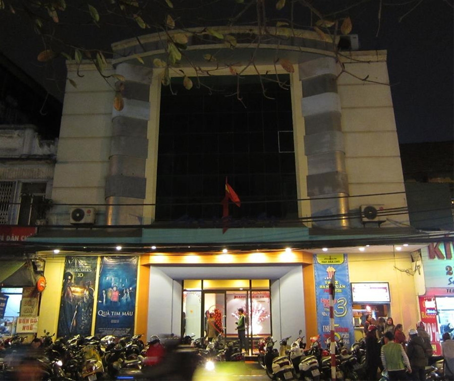 rạp chiếu, rạp phim, hãng phim truyện việt nam