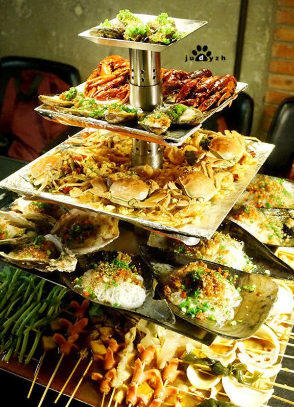 """Bên trong nhà hàng """"nhạy cảm"""" của Trung Quốc"""