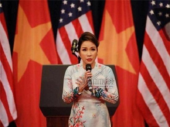 Mỹ Linh, Hồng Nhung, hát Quốc ca, phá cách, Tổng thống Obama.