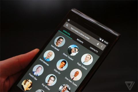 siêu smartphone Solarin, smartphone siêu sang, Solarin, mã hóa an toàn, bảo mật vân tay,
