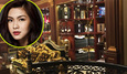 Bên trong biệt thự triệu đô dát vàng nhà chồng Hà Tăng