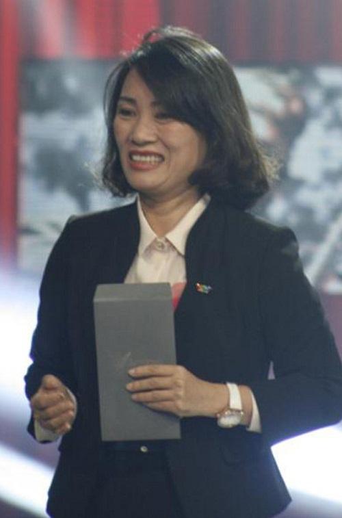 Tạ Bích Loan, MC Phan Anh, Phan Anh bị đấu tố, người đương thời, đường lên đỉnh olympia, 60 phút mở