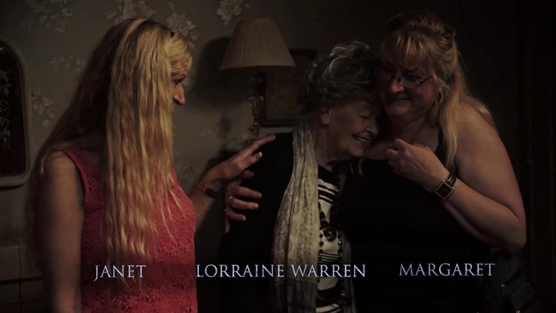 Nhân chứng, chứng nhận, phim kinh dị, The Conjuring, The Enfield Poltergeist ,Warren, Enfield,Anh, Lorraine Warren, giải cứu, ma, siêu nhiên, kỳ bí