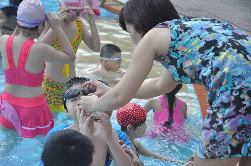nắng nóng, dạy bơi miễn phí, đuối nước, tai nạn học đường, Sở GD-ĐT Hà Nội
