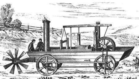 Ai đã sáng tạo ra ôtô?