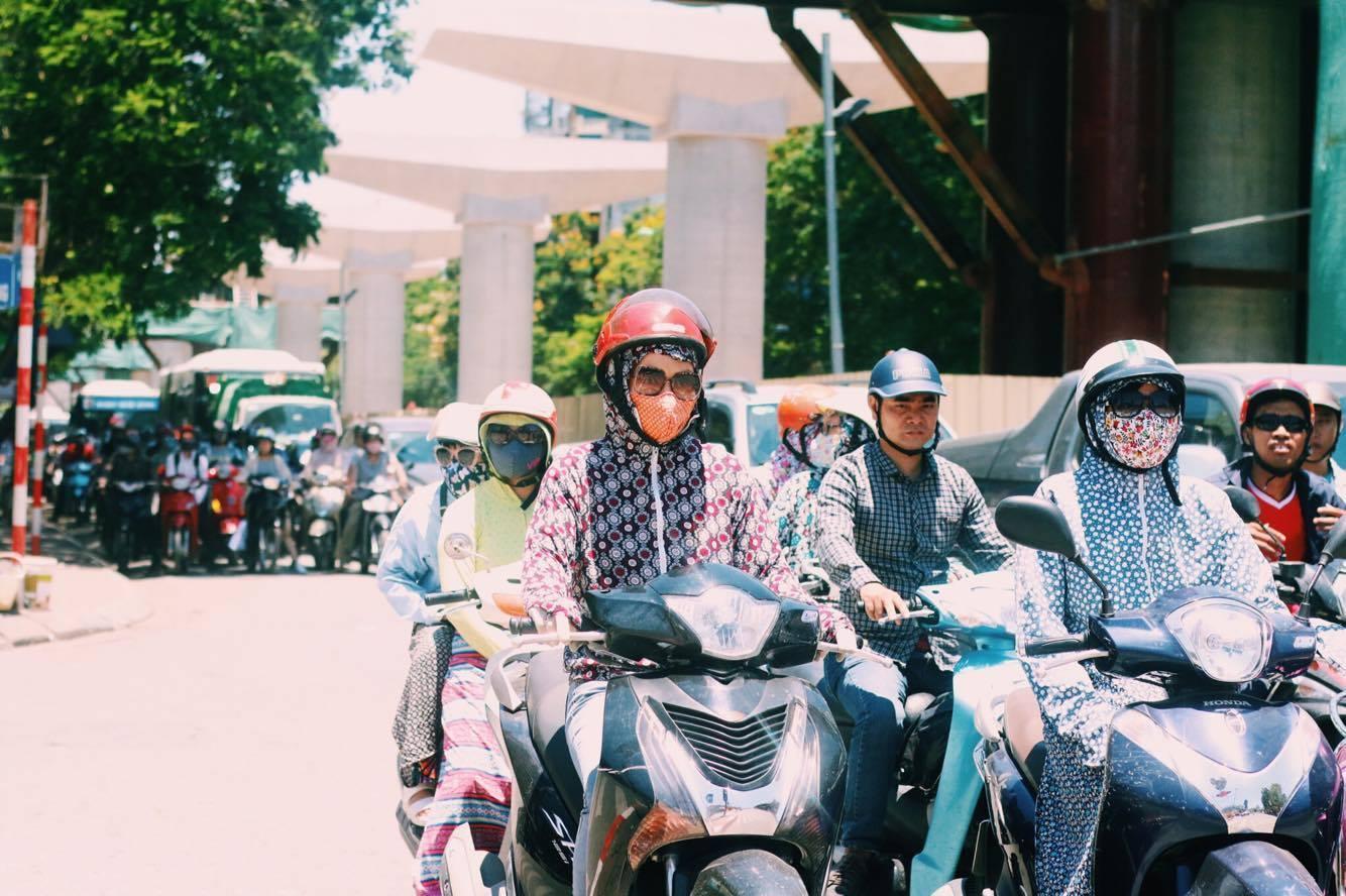 Nắng nóng, 39 độ, Hà Nội, người lao động, thời tiết, Khí tượng thủy văn, dự báo