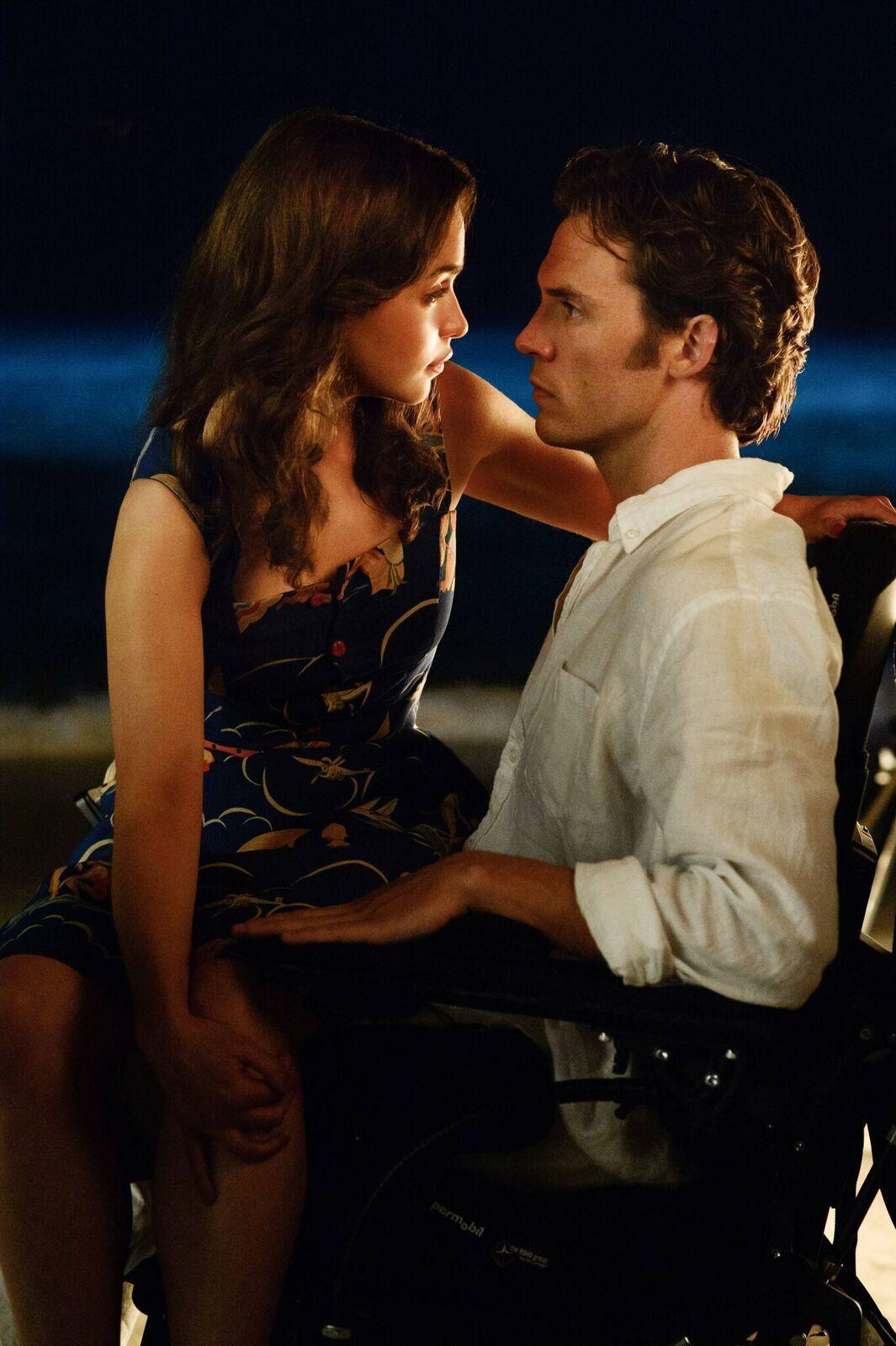 Me before You, Trước ngày em đến, Emilia Clarke, Sam Claflin