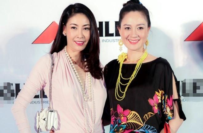 Hoa hậu Đàm Lưu Ly, Hoa hậu Hà Kiều Anh, Hoa hậu, Đàm Lưu Ly, Hà Kiều Anh