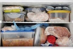 Bác sĩ dinh dưỡng nói về nguy cơ khi trữ đông thực phẩm sai cách