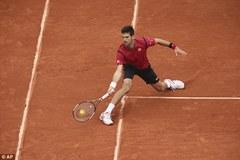 Djokovic đả bại Berdych, ghi tên mình vào bán kết