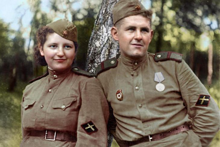 Chùm ảnh cực đẹp về anh hùng Liên Xô Thế chiến 2