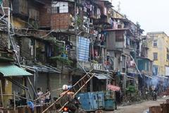 Vì sao các chung cư cũ khó xây mới lại được?