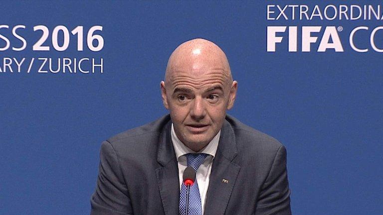 Chủ tịch FIFA tiếp tục dính 'phốt'