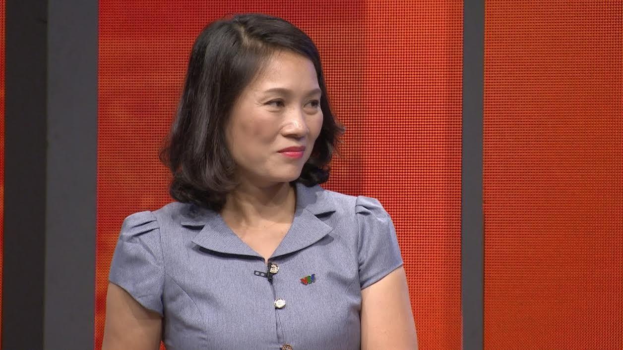 BTV Tạ Bích Loan, Thuỷ Tiên, Tạ Bích Loan trồng rau, Tạ Bích Loan, VTV, 60 phút mở, Phan Anh