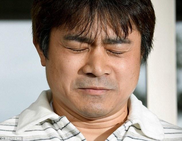 Yamato Tanooka, mất tích