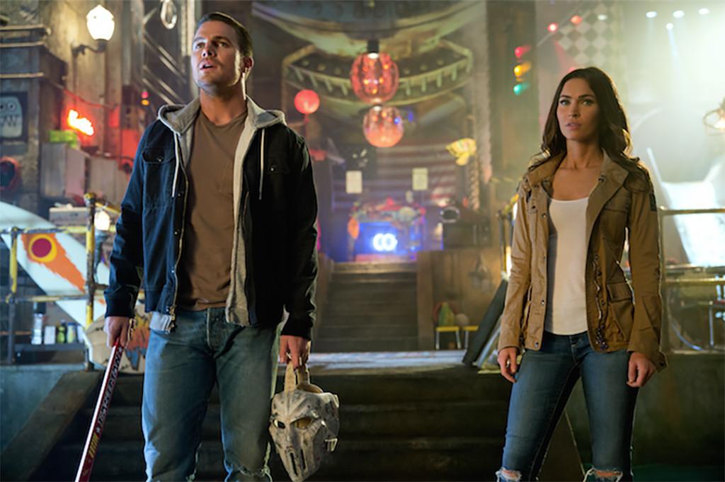 Megan Fox, Ninja rùa, Ninja rùa 2, Ninja rùa đập tan bóng tối