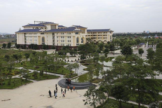 ĐH Kinh doanh và Công nghệ Hà Nội, đại học kinh công, tuyển sinh y dược, đào tạo y dược, Bộ GD-ĐT