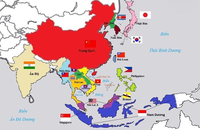 Trần Đức Thảo, Việt Nam và Đông Á