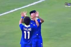 Video U21 Thái Lan 2-0 U21 Việt Nam
