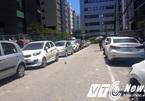 Hà Nội nắng 40 độ: Nhà giàu khốn khổ tìm chỗ đỗ ô tô