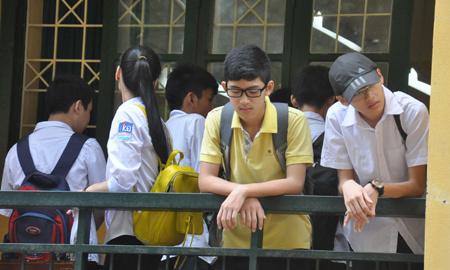 thi lớp 10 tại Hà Nội năm 2016, thi vào lớp 10 tại Hà Nội, Sở GD-ĐT Hà Nội, lịch thi lớp 10 tại Hà Nôi năm 2016