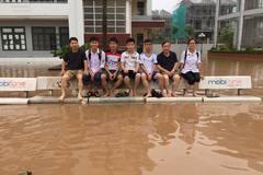 Hà Nội lo mưa lũ, ngập lụt thi vào lớp 10
