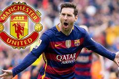 """""""Đi đêm"""" với Messi, M.U và Mourinho  kích hoạt bom tấn"""