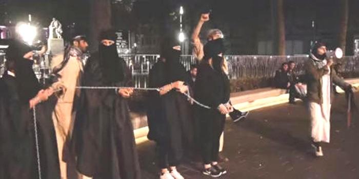 Ký ức kinh hoàng của nô lệ tình dục IS