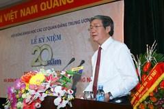 Nâng cao chất lượng tham mưu của cơ quan Đảng Trung ương