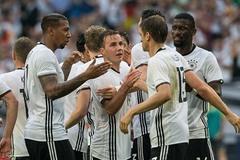 Muller lóe sáng, Đức sẵn sàng chinh phục EURO 2016