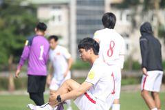 Công Phượng vỡ mộng đá chung kết Tứ hùng Myanmar