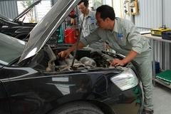 Mánh khóe sửa ô tô: Cắt cổ khách, làm chơi ăn thật