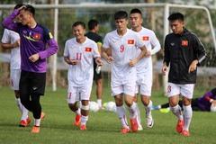 Công Vinh nói gì trước trận chung kết với Singapore?