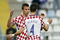 Croatia thắng trận đậm nhất lịch sử trước EURO 2016