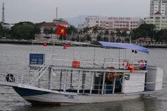 Hình hài 'tàu tử thần' nhấn chìm 56 người trên sông Hàn