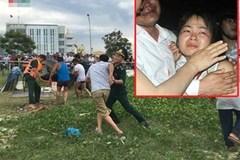 Ứa nước mắt những khoảnh khắc đau đớn trong vụ lật tàu trên sông Hàn