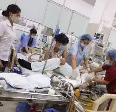 Sản phụ tử vong sau sinh: Có vết mổ lạ ở bụng dưới
