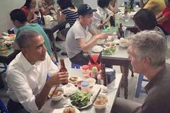 Cơn sốt 'Bún chả Obama' lan sang Singapore, bán đắt gấp đôi bản gốc