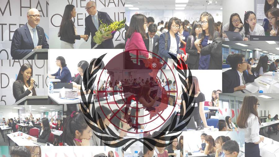 Hội thảo mô phỏng Liên Hiệp quốc