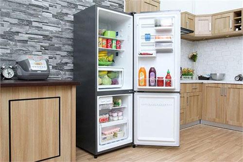 phong thủy nhà ở, vị trí nên đặt tủ lạnh, phong thủy hút tài lộc vào nhà