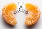 Ăn những thứ này để loại bỏ độc tố trong phổi