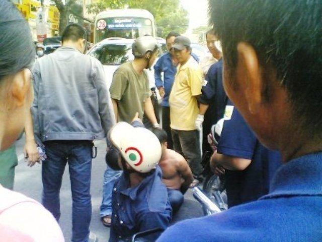 Huyền thoại SBC kể chuyện tuyển người bắt cướp