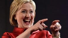 Hillary Clinton chính thức chiến thắng